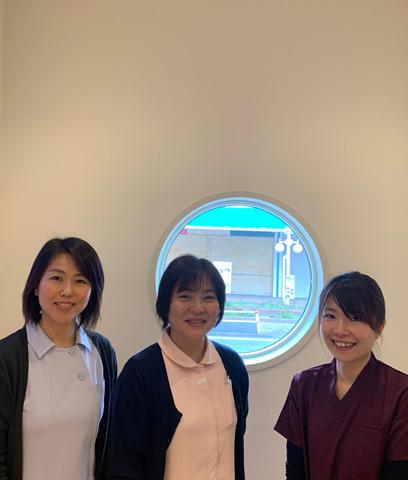 池田歯科医院のスタッフ